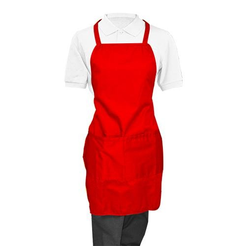 Whole Red Apron - Eco Prima Home and Commercial Kitchen Supply