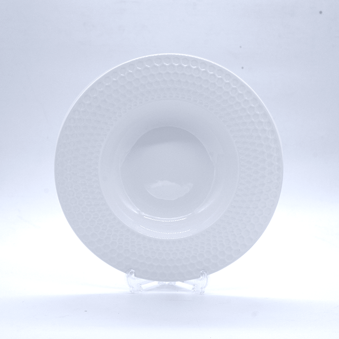 Zoe Pasta Plate - Eco Prima Home and Commercial Kitchen Supply