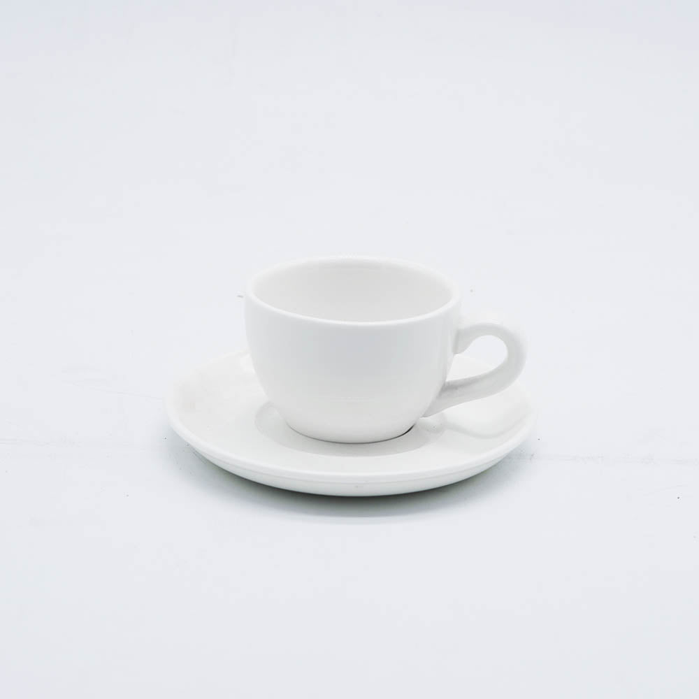 Nina Espresso Cup and Saucer