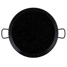 "Load image into Gallery viewer, 24"" Cast Iron Paella Pan"