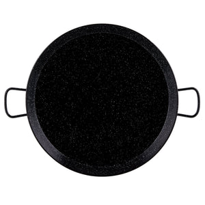 "24"" Cast Iron Paella Pan"