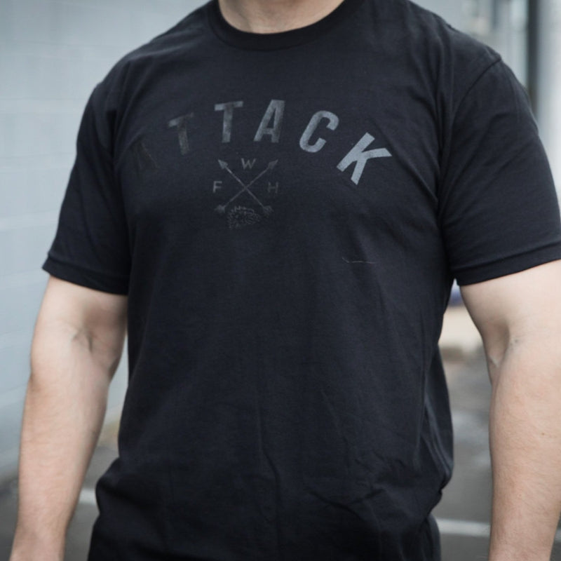 Attack Training Tee
