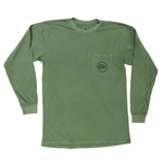Eagle Long Sleeve Pocket Tee