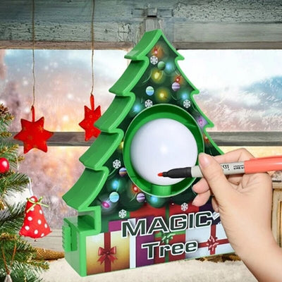 MAGICTREE - SET DE DÉCORATIONS DE NOËL