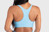 Aura 7 Activewear Fresh Air Malibu Top close up back view