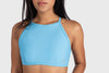 Aura 7 Activewear Fresh Air Del Mar Top close up front view