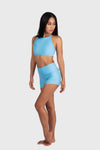 Aura 7 Activewear Fresh Air Rigel Short front pose