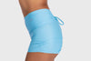 Aura 7 Activewear Fresh Air Rigel Short close up side profile