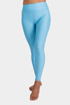 Aura 7 Activewear Fresh Air Vita Legging Yoga Pants close up front view