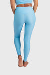 Aura 7 Activewear Fresh Air Vita Legging Yoga Pants close up back view