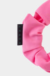 Aura7 Activewear scrunchie light pink