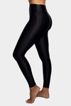 Aura7 Activewear Vita legging yoga pants side profile