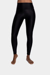 Aura7 Activewear Vita legging yoga pants front profile close up
