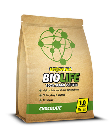 BioFlex Nutrition BioLife Natural Vegan Protein