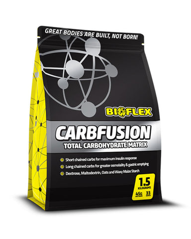BioFlex Nutrition CarbFusion