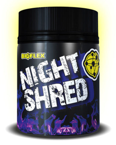 BioFlex Nutrition Night Shred