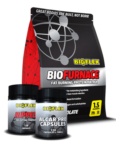 BioFlex Shred Stack