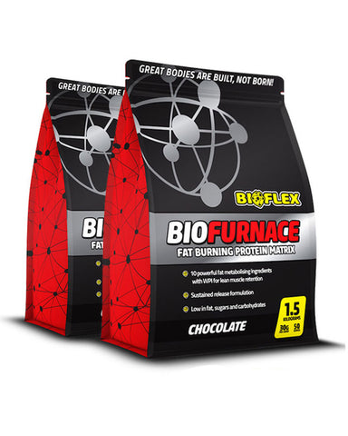 BioFlex Nutrition BioFurnace Double Pack