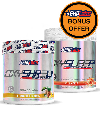 EHPlabs Day/Night Fat Burning Stack
