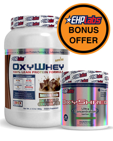 OxyShred & OxyWhey Stack