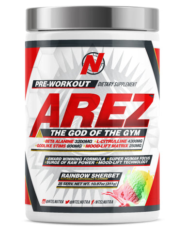 Arez: God of the Gym