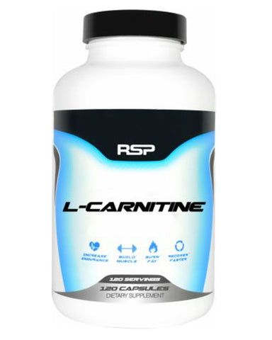 RSP Nutrition L-Carnitine