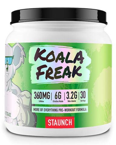 Staunch Nutrition Koala Freak
