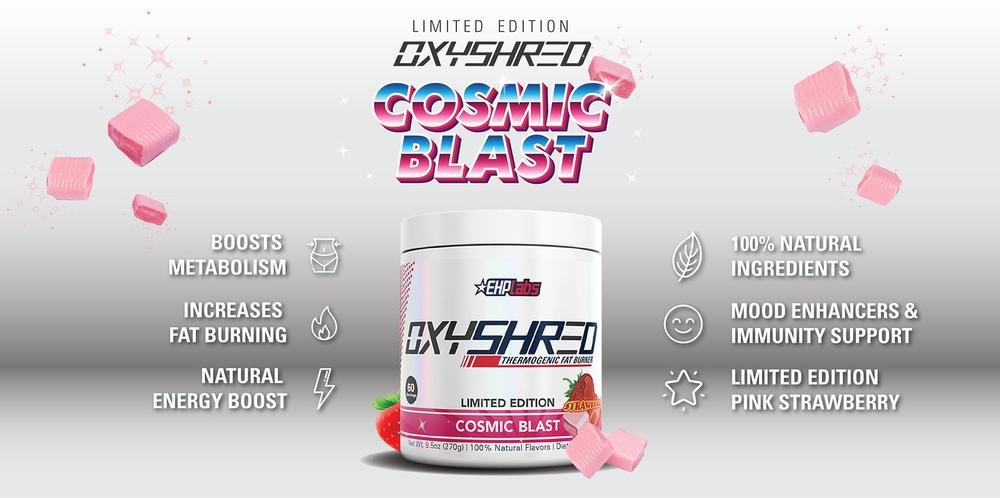 EHPlabs OxyShred NEW VARIETIES COMING SOON