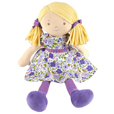 Cotton soft doll toy UK - Bonikka Peggy