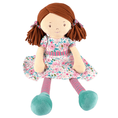 Cotton soft doll toy UK - Katy