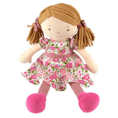 Cotton soft doll UK - Bonikka Fran