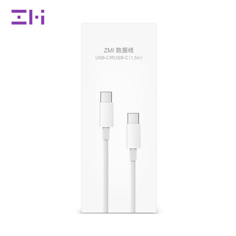 ZMI USB Type C to C Cable E-Mark Certified