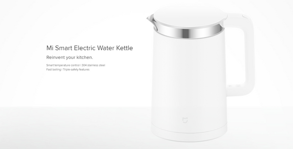 Xiaomi Mijia Smart Kettle