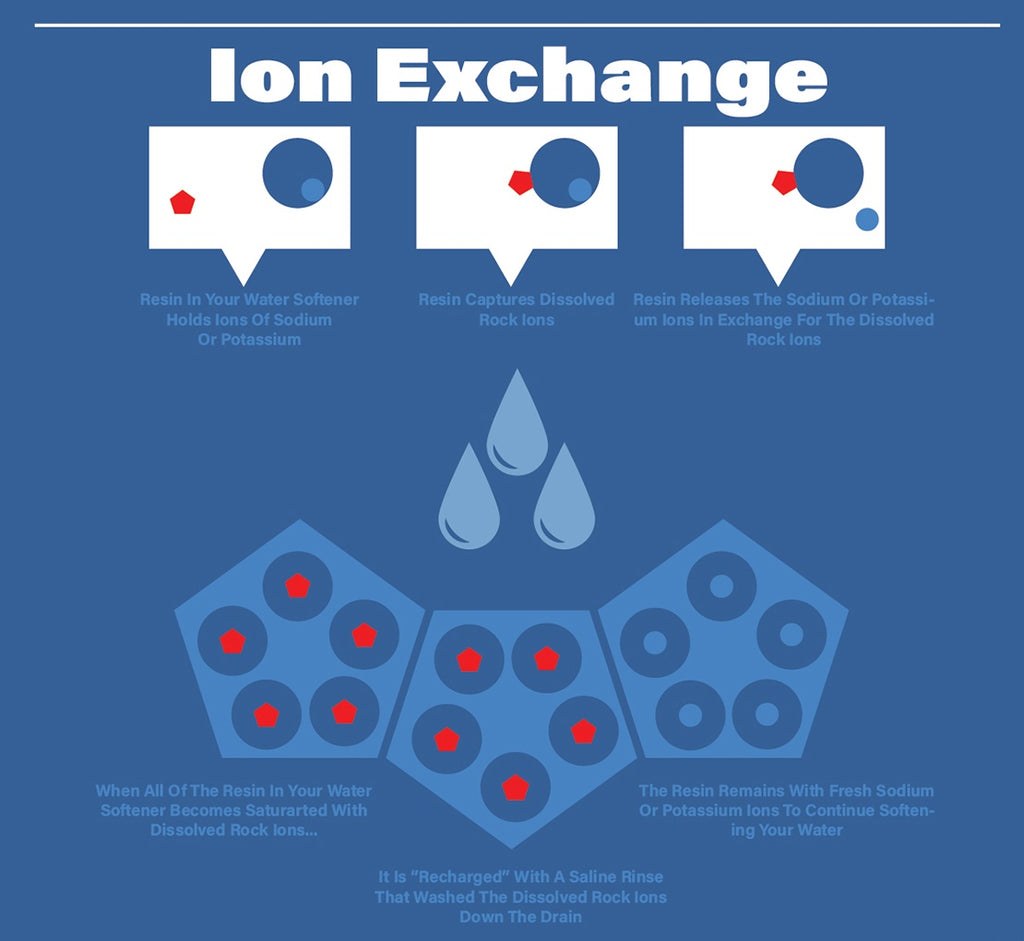ion exchange infographic