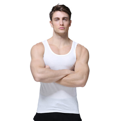 Captain Luxury Sleeveless Vest - Pack of 3