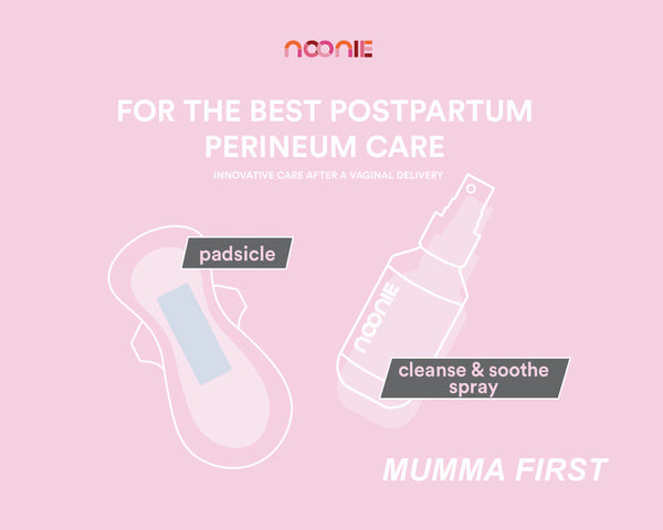 Postpartum Survival Kit - Must-haves for down there