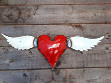 Load image into Gallery viewer, Heart With Wings