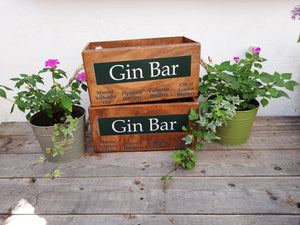 Gin Bar Box