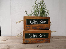 Load image into Gallery viewer, Gin Bar Box