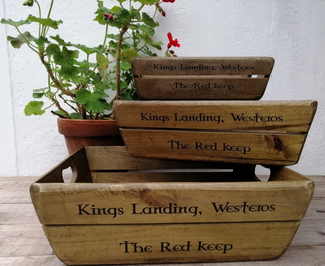 Kings Landing Trugs