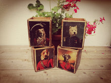 Load image into Gallery viewer, Decorative Style Dog Boxes  (2 Designs Available)