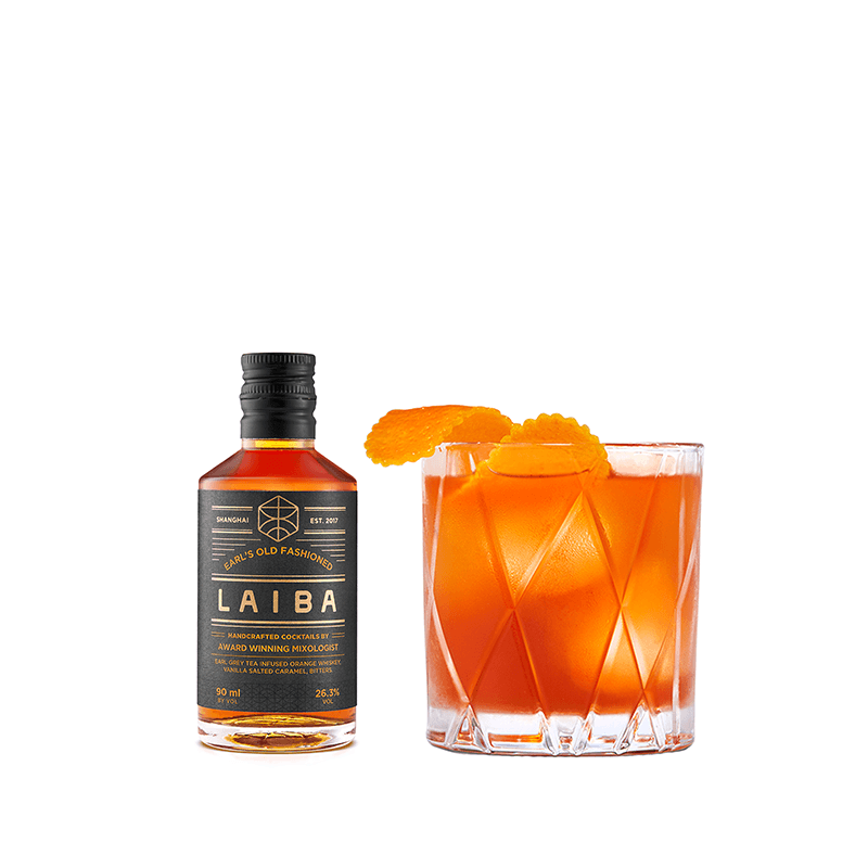 LAIBA Old Fashioned