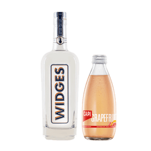 Widges Gin & 4 Pack Capi Tonic