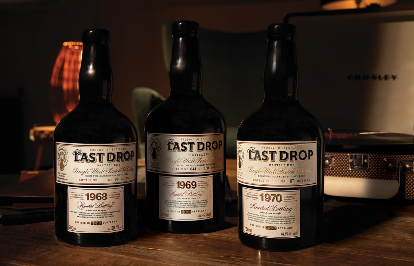 The Last Drop Trilogy - 1968, 1969, & 1970 Glenrothes