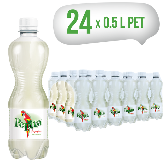 Pepita Grapefruit light 24 x 0.5l