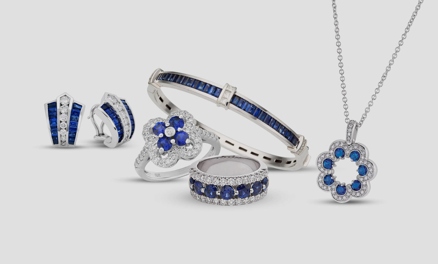 Gemstone of the Month: SEPTEMBER – SAPPHIRE