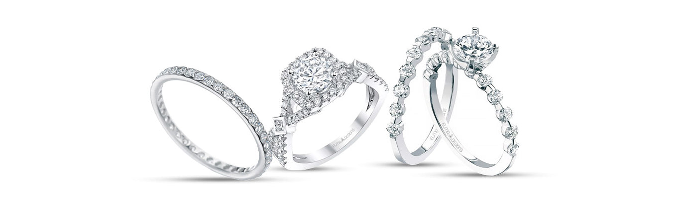 Shop Bridal & Engagement Jewelry