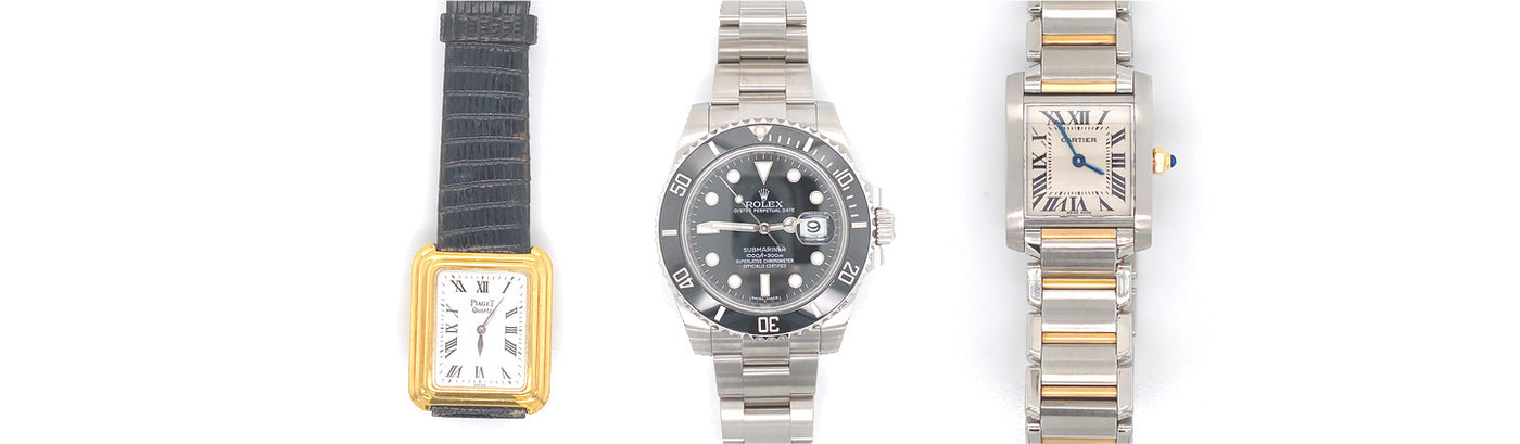 Shop Pre-Owned Watches