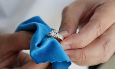 Complimentary cleaning & inspection of your jewelry