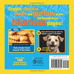 National Geographic Kids Just Joking: 300 Hilarious Jokes, Tricky Tongue Twisters, and Ridiculous Riddles A09